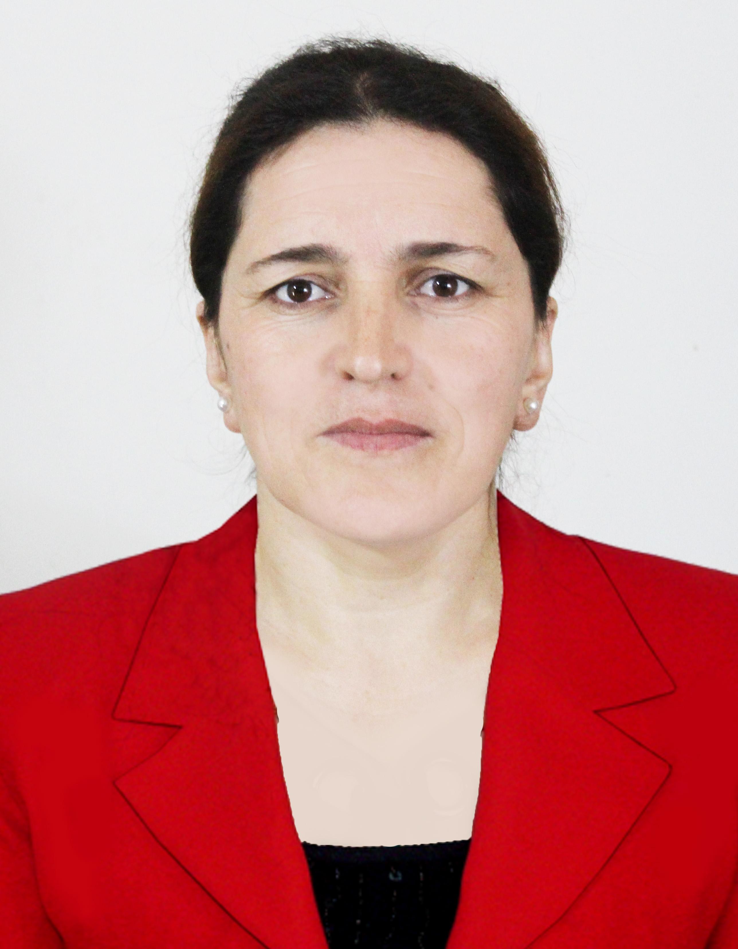 Speaker for Traditional Medicine Conference 2021 - Anzurat Akobirshoeva