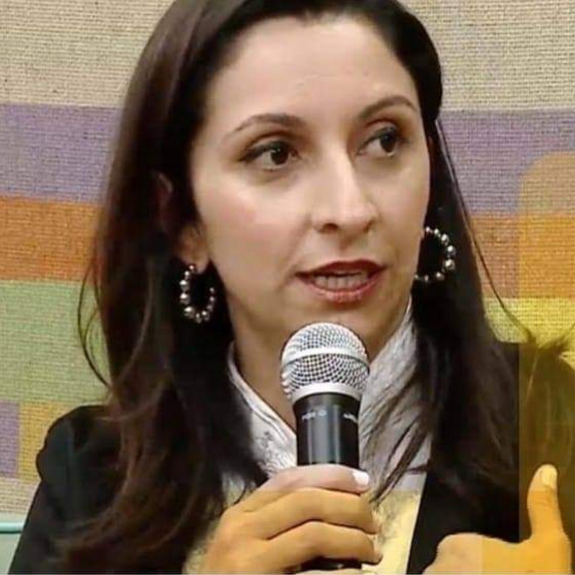 Speaker for Traditional Medicine Conference 2021 - Camille Elenne Egídio
